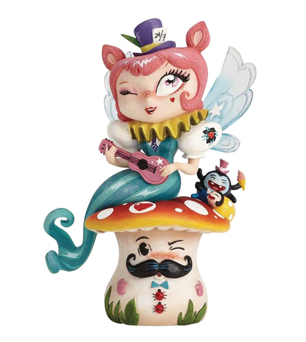 MISS MINDY MERMAID QUARTET VINYL FIGURE (C: 1-1-2)