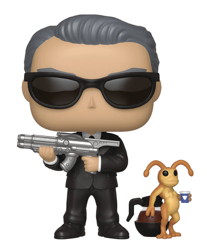 POP & BUDDY MEN IN BLACK AGENT K & NEEBLE VINYL FIG