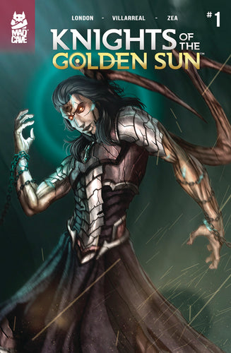 KNIGHTS OF THE GOLDEN SUN #1 2ND PTG