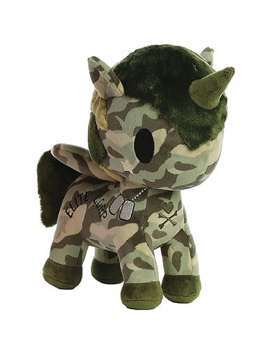 TOKIDOKI UNICORNO SGT RUMBLE SPECIAL EDITION 11IN PLUSH (C: