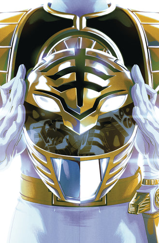 MIGHTY MORPHIN POWER RANGERS #40 PREORDER FOIL MONTES VAR (C