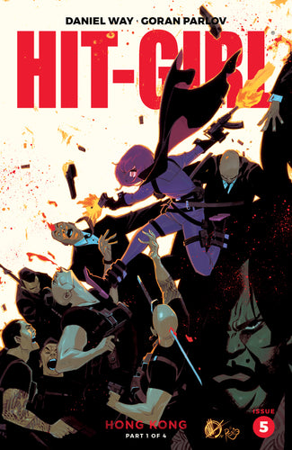 HIT-GIRL SEASON TWO #5 CVR C SCALERA (MR)