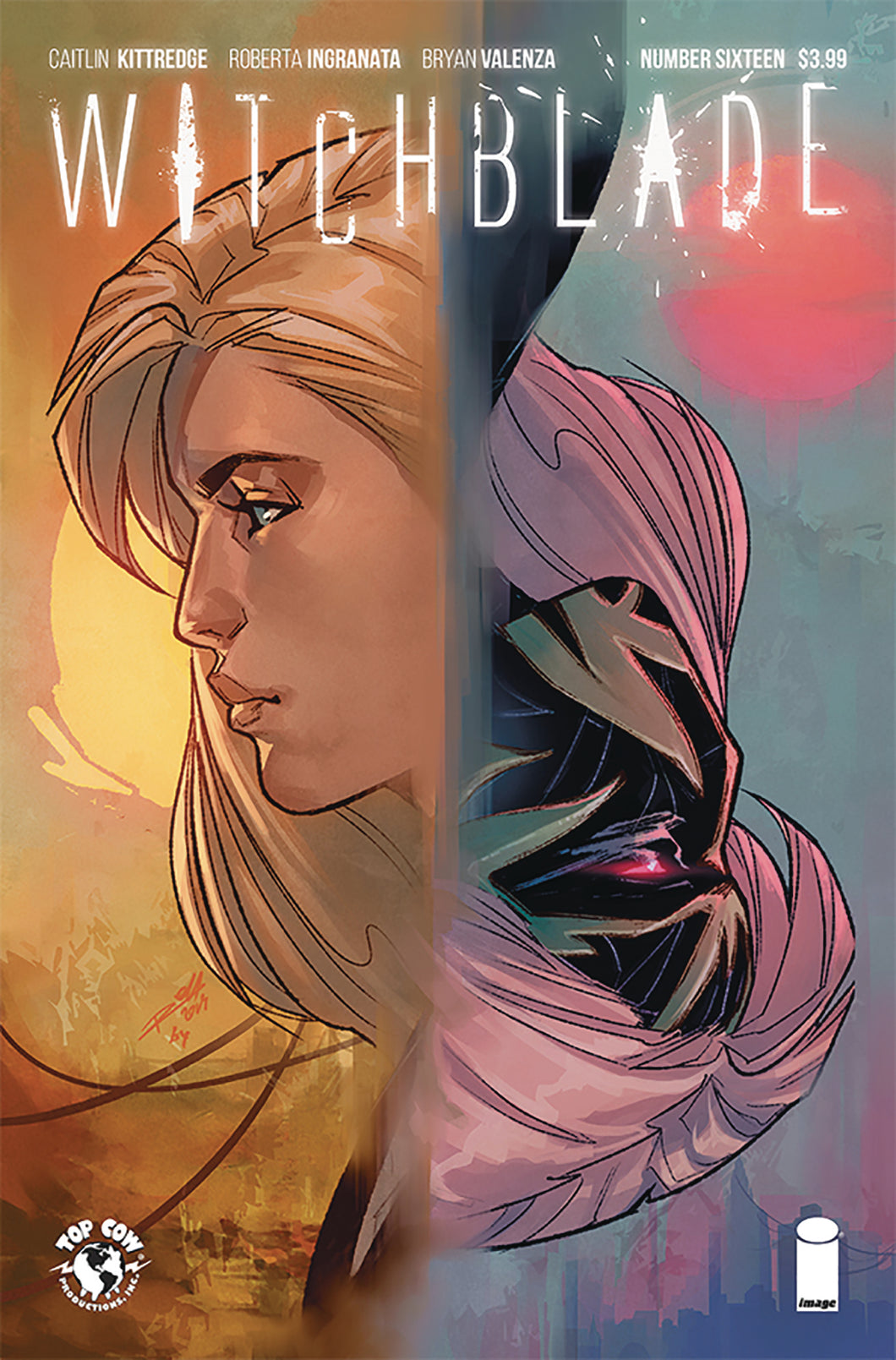 WITCHBLADE #16 (MR)