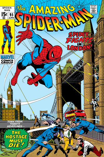 TRUE BELIEVERS SPIDER-MAN SPIDEY FIGHTS IN LONDON #1