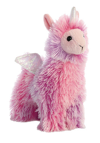 AURORA PINK LLAMACORN 8IN PLUSH (C: 1-1-2)