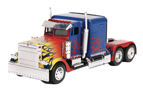 TRANSFORMERS T1 OPTIMUS PRIME 1/32 SCALE DIE CAST VEHICLE (N