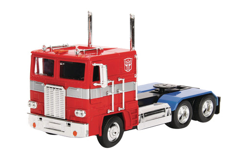 TRANSFORMERS G1 OPTIMUS PRIME 1/24 SCALE DIE CAST TRUCK (C: