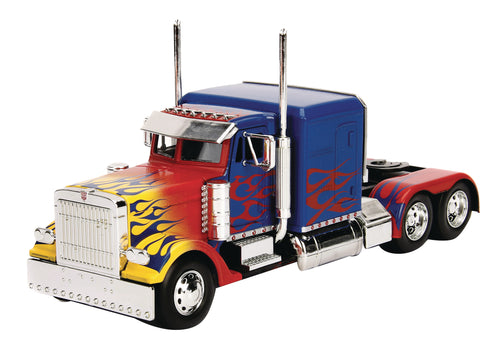 TRANSFORMERS TI OPTIMUS PRIME 1/24 SCALE DIE CAST TRUCK (C:
