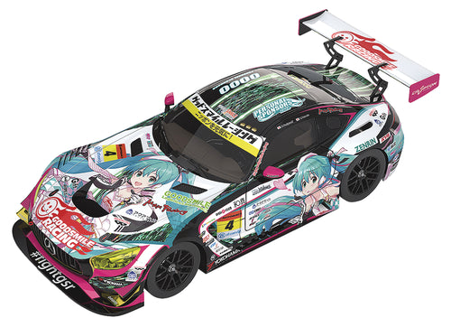 HATSUNE MIKU GT PROJECT 1/43 MINI CAR AMG 2019 VER (C: 1-1-2