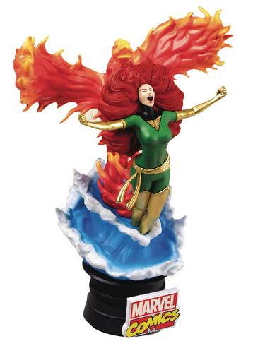 MARVEL COMICS PHOENIX D-STAGE SERIES PX 6IN STATUE (C: 1-1-2