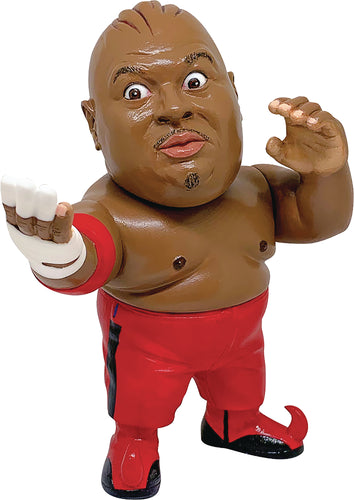 16D COLL LEGEND MASTERS ABDULLAH THE BUTCHER VINYL FIG RED (