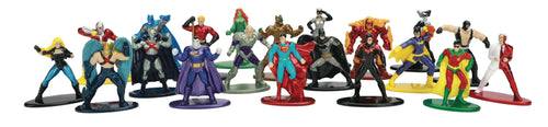DC METALFIGS NANO 20PC SET (Net) (C: 1-1-2)