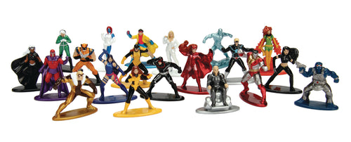 MARVEL HEROES X-MEN METALFIGS NANO 20PC SET (Net) (C: 1-1-2)
