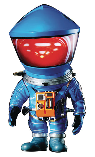 A SPACE ODYSSEY DF ASTRONAUT DEFO REAL SOFT VINYL BLUE VER (