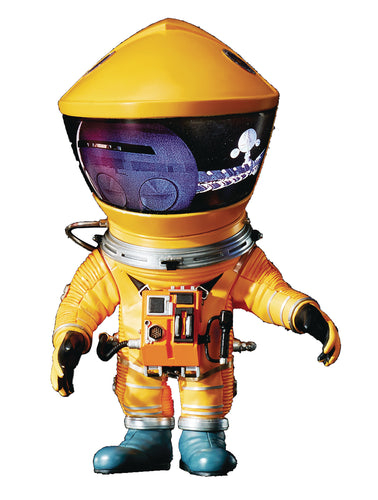 A SPACE ODYSSEY DF ASTRONAUT DEFO REAL SOFT VINYL YELLOW VER