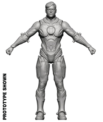 INJUSTICE 2 GREEN LANTERN PX 1/18 SCALE FIG (C: 1-1-2)