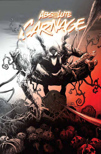 ABSOLUTE CARNAGE #1 (OF 4) STEGMAN PREMIERE VAR AC