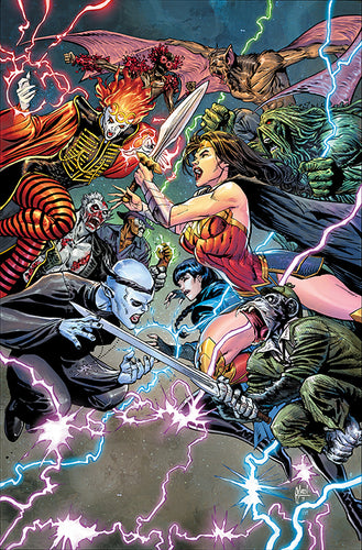 JUSTICE LEAGUE DARK #15 YOTV