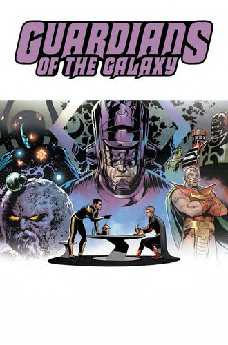 GUARDIANS OF THE GALAXY ANNUAL #1 2ND PTG CINAR VAR