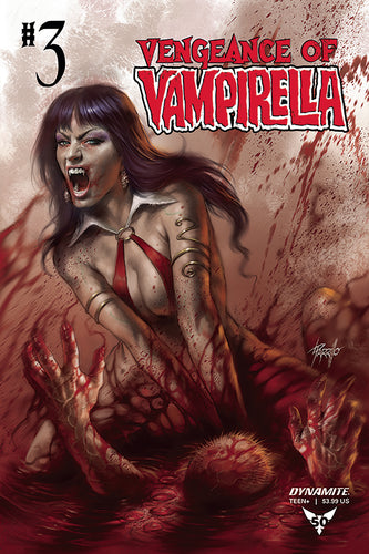 VENGEANCE OF VAMPIRELLA #3 CVR A PARILLO
