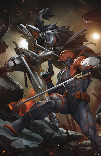 DEATHSTROKE #50 VAR ED (NOTE PRICE)