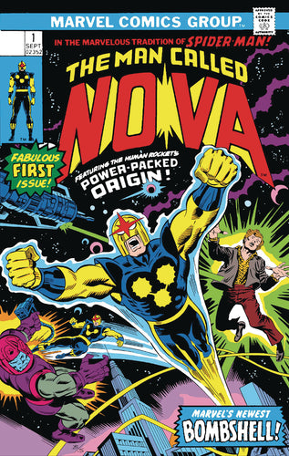 TRUE BELIEVERS ANNIHILATION NOVA #1