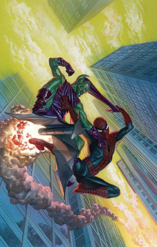 Amazing Spider-Man #798 Alex Ross 1:100 Virgin