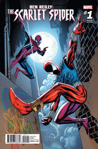 Ben Reilly: The Scarlet Spider #1 J Scott Campbell 1:15 Variant