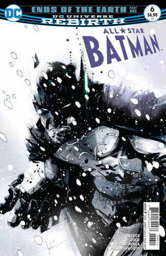 All-Star Batman #6 Jock Variant A