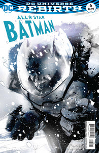 All-Star Batman #6 Jock Variant B