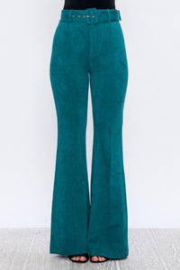 Bobbi Pants in Teal