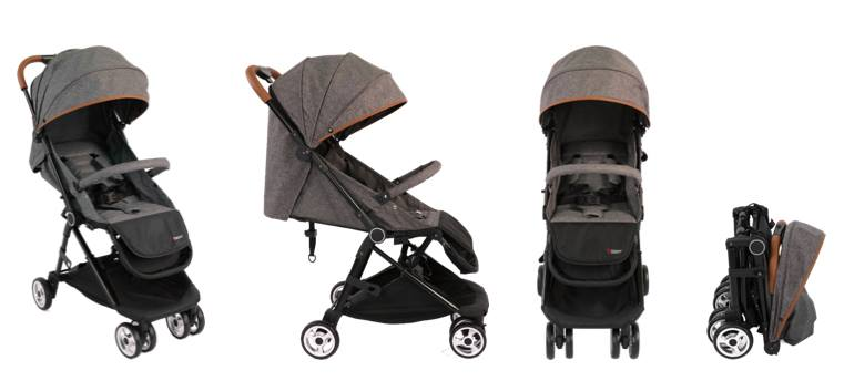 FIFO PLUS Genius Stroller Navy Denim