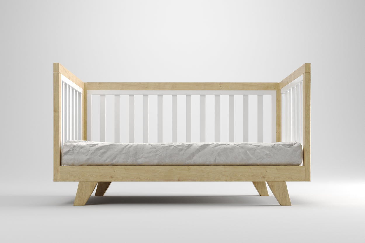 Chelsea Lifetime Standard Cot Natural