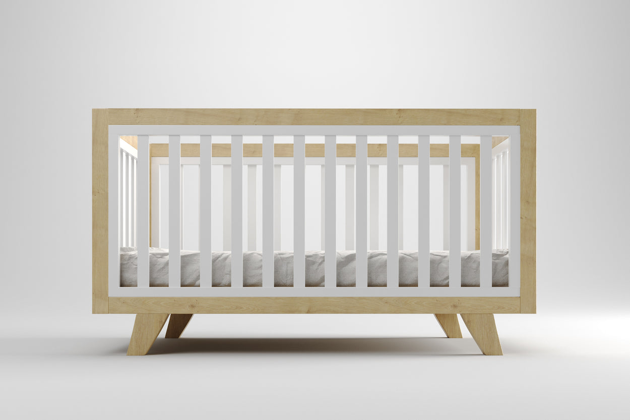 Chelsea Lifetime Cot Natural | FREE Shipping to Metro Areas*