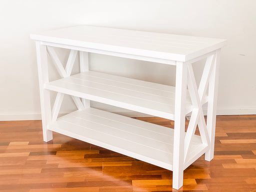 Hampton 3 Tiered Table White - ARRIVING JANUARY 2021!!