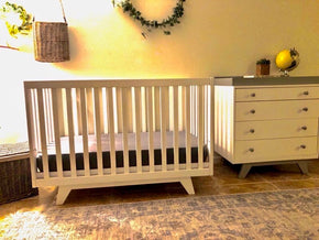 Boston Cot & Madison 4 Drawer Chest Package | Pre Arrival Sale On Now | Arriving January 2020!