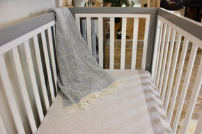 Chelsea Lifetime Cot & Madison Chest Package Grey | Pre Arrival Sale On Now | Arriving January 2020