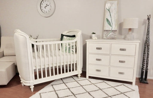Paris Cot & Toddler Bed
