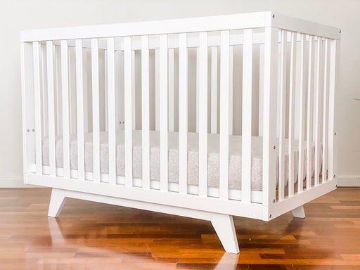 Boston Cot White