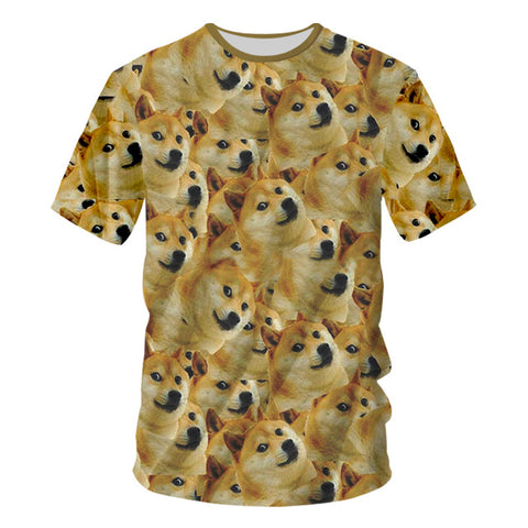 Dog Meme T-Shirt