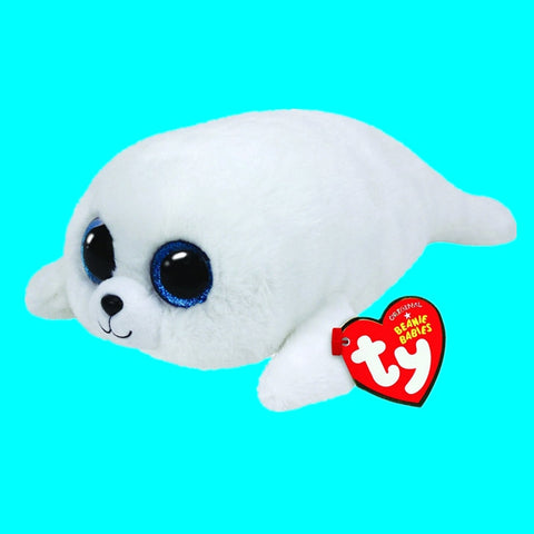 Beanie Boo Seal Plush Toy
