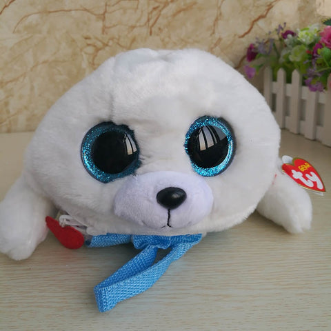 Big Eyes Seal Backpack