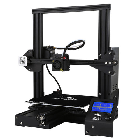 Ender 3D Printer with Upgrade Options
