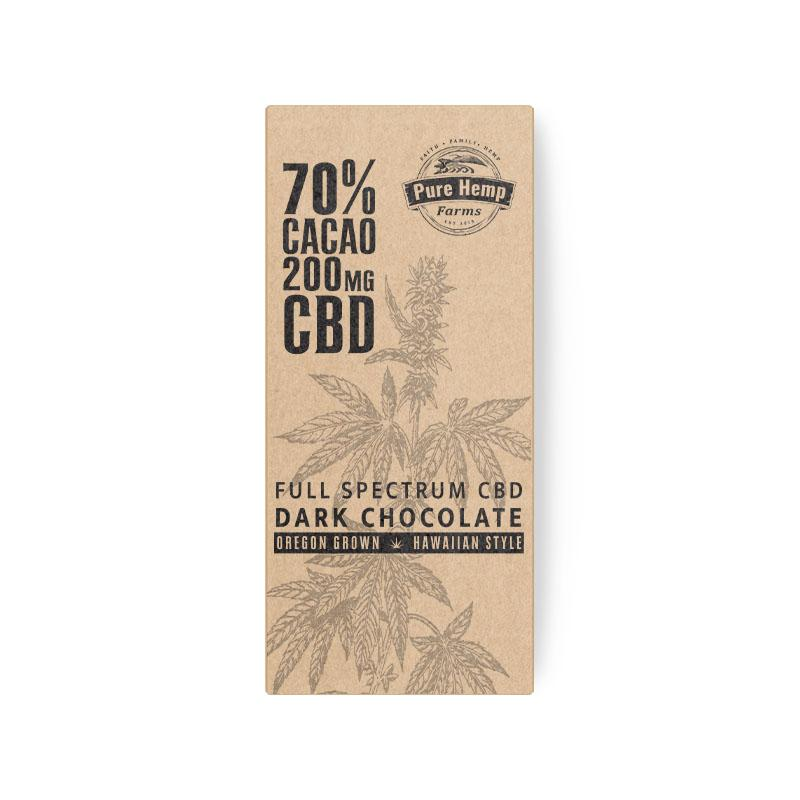 CBD Chocolate Bar (200mg CBD)