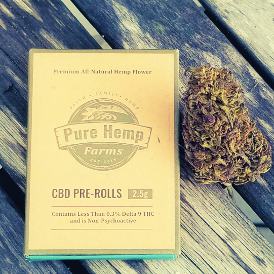 Sour Space Candy - Hemp Flower Pre-Rolled Joints