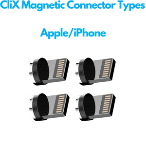 CliX Replacement Magnetic connector heads