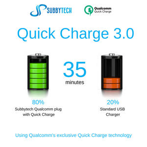 Quick Charge Plug