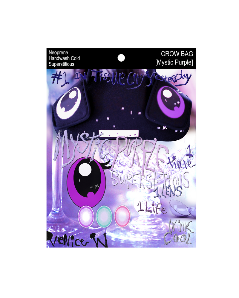 Crow Bag [Mystic Purple]