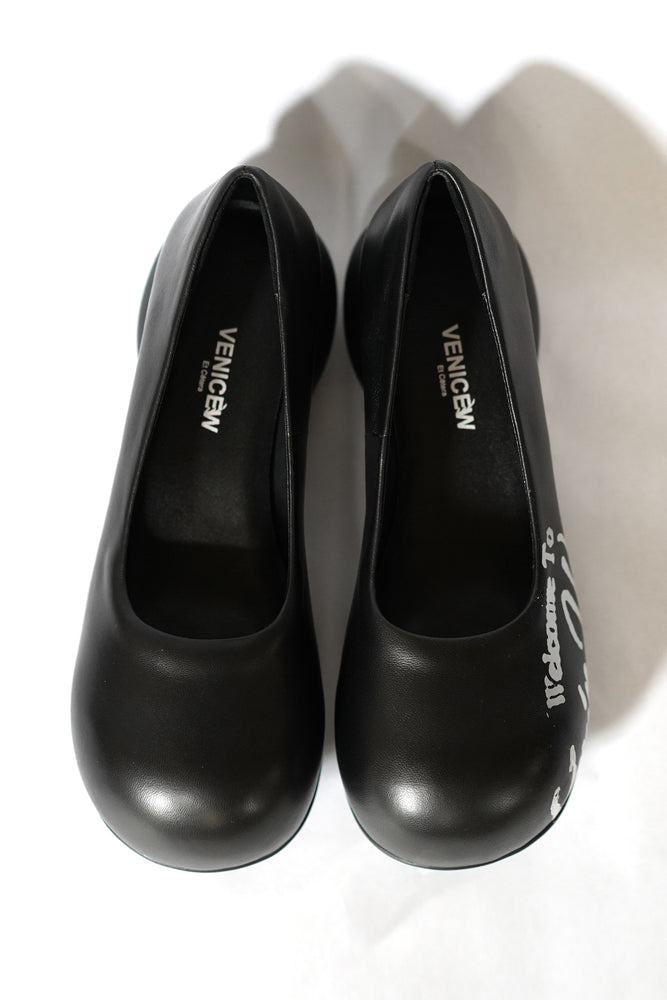 Bobtail Shoes [Welcome B&W]