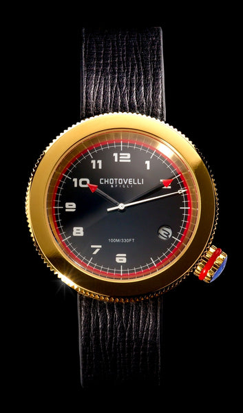 Chotovelli Gauge watch